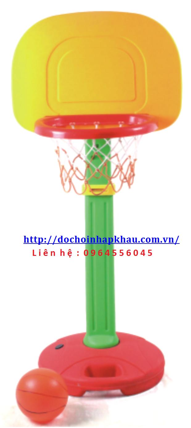 Cột chơi bóng rổ DK023-4