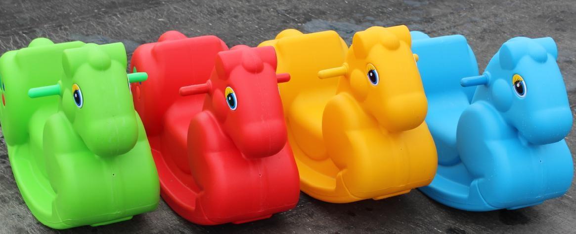 Bập bênh chú ngựa duyên dáng Mã DK 33-6