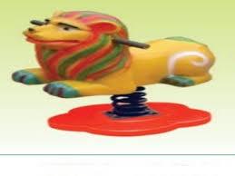 Nhún con sư tử Mã DK 060-3