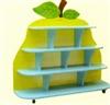 Tủ bày đồ chơi quả Lê 4 tầng to đẹp Mã DK 070-5
