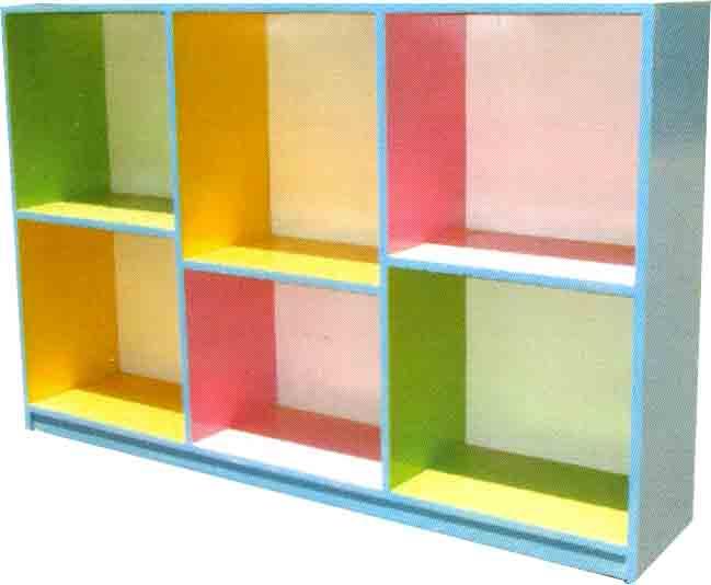 Gía đồ chơi 2 tầng6 ô MÃ DK 070-7
