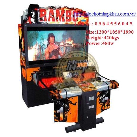 DK1017 Ram Bo