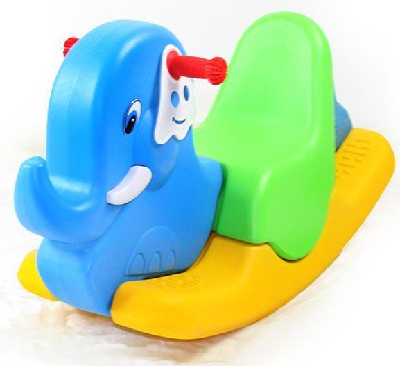 Bập bênh chú voi con Mã DK 031-1