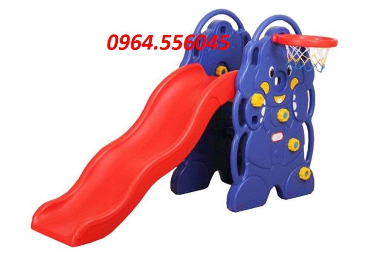 Cầu trượt con voi  Mã DK 013-3