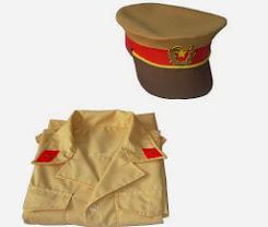 Trang phục công an