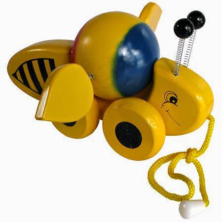 Trò chơi dây kéo con ong