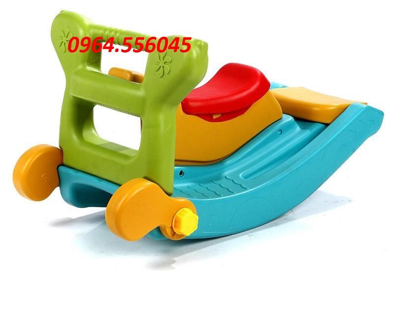 Cầu trượt Đơn Mã: DK016-2