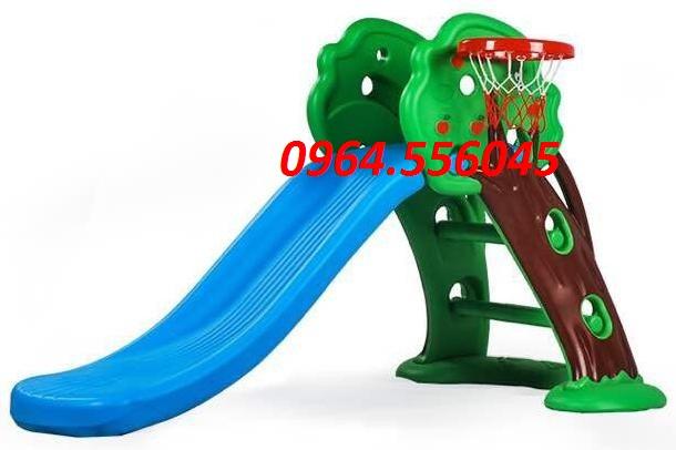 Cầu trượt Đơn Mã: DK 010-8