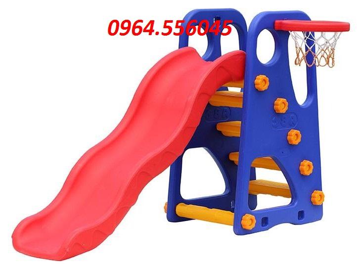 Cầu trượt có bóng rổMã DK 013-2