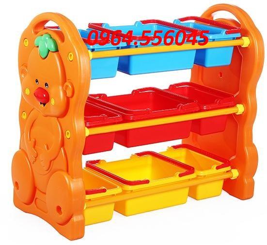 Gíá đồ chơi hình gấu Mã DK021-1