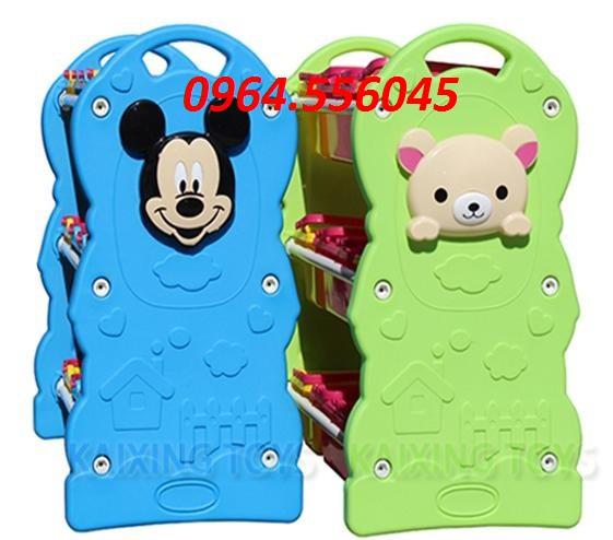 Tủ đồ chơi gấu chuột Micky Mã DK