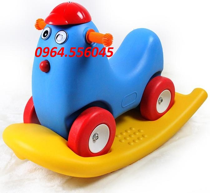 Xe đạp chân cho bé  Mã DK 031-6
