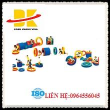 DK 198 A Bộ vận động mút xốp
