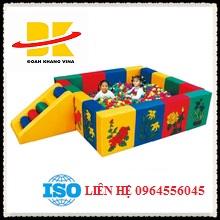 DK 176A Bể bóng mút hình vuông