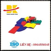 DK 191 A Bộ vận động mút xốp cho bé