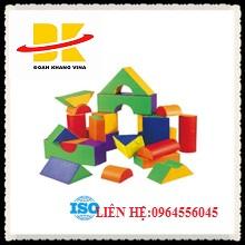 DK 187A Các khối mút xốp