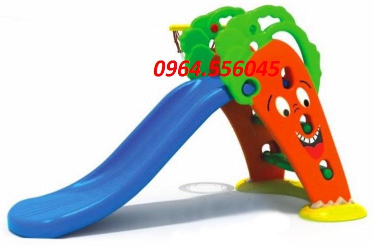 Cầu trượt Đơn Mã: DK010-7