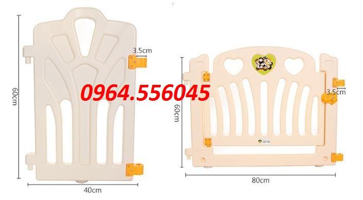 Hàng rào bể bóng  Mã DK 022-6