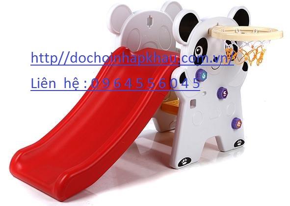 Cầu trượt con chó nhỏ  DK 02A