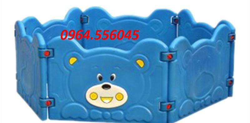 Bể bóng mặt gấu Mã DK 021-4
