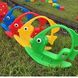 Bập bênh cá nhiều màu sắc Mã DK 039-2