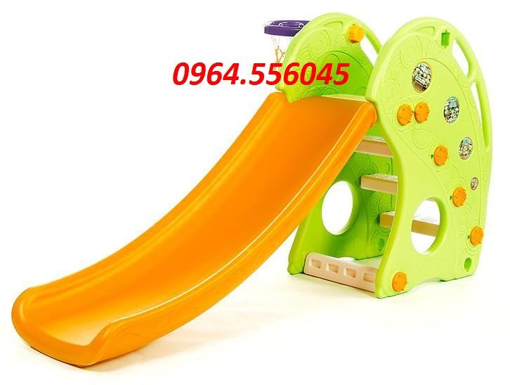 Cầu trượt nhiều mầu sắc Mã DK 012