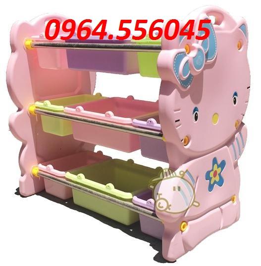 Tủ đồ chơi  của bé Mã DK025-1